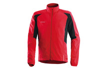 Vaude Men's Dundee Classic ZO Jacket red